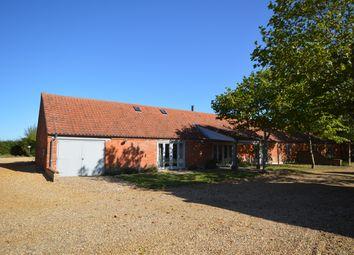 Thumbnail Barn conversion for sale in Park Farm Barns, Wolterton, Norfolk