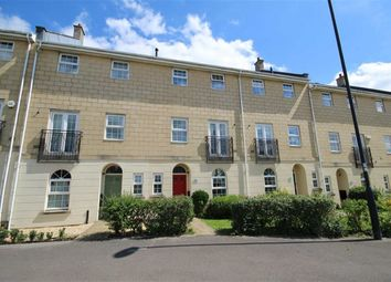 Thumbnail 4 bedroom town house for sale in Eastbury Way, Redhouse, Swindon
