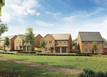 Thumbnail 4 bed detached house for sale in Hospital Lane, Powick, Worcester
