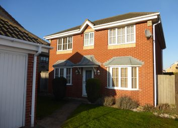 Thumbnail 4 bedroom property to rent in Park Farm Way, Stanground, Peterborough
