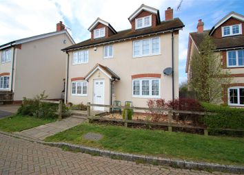Thumbnail 5 bed detached house to rent in Anvil Close, East Meon, Petersfield