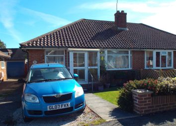 Thumbnail 2 bedroom semi-detached bungalow to rent in Sandbanks Way, Hailsham