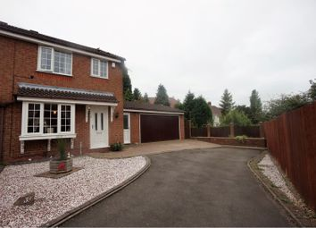 Thumbnail 3 bedroom semi-detached house for sale in Denbigh Close, Dudley