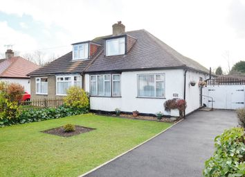Thumbnail 3 bed semi-detached bungalow for sale in Repton Road, Orpington