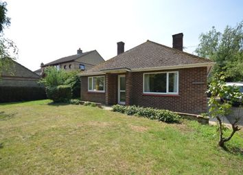 Thumbnail 3 bed bungalow to rent in Over Road, Willingham, Cambridge