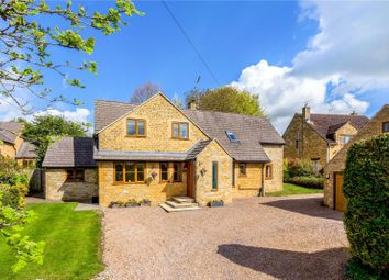 Thumbnail 4 bed detached house for sale in High Street, Croughton, Brackley, Northamptonshire