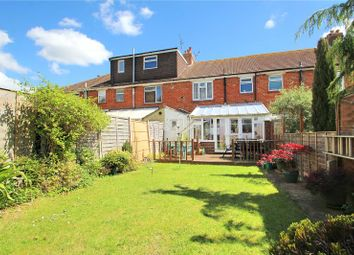 Thumbnail 3 bedroom terraced house for sale in South Farm Road, Worthing, West Sussex
