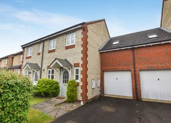 Thumbnail 3 bed semi-detached house to rent in Reedmace Road, Bicester