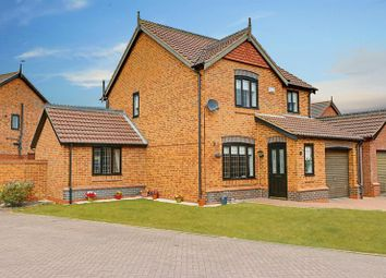 Thumbnail 3 bed detached house for sale in The Bridles, Goxhill, Barrow-Upon-Humber