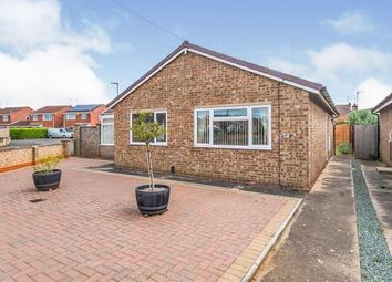 Thumbnail 2 bed bungalow for sale in Plover Road, Whittlesey, Peterborough
