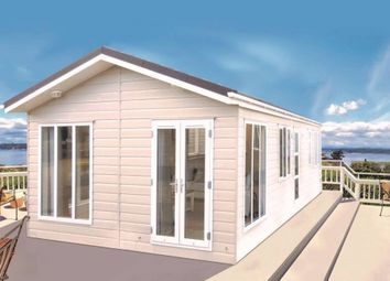Thumbnail 2 bedroom mobile/park home for sale in Riverview Residential Homes, Forres Moray