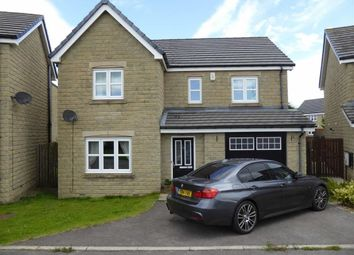 Thumbnail 4 bedroom detached house for sale in Spinners Gate, Bradford, West Yorkshire