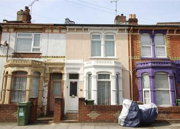 Thumbnail 3 bed terraced house for sale in Dover Road, Baffins, Portsmouth