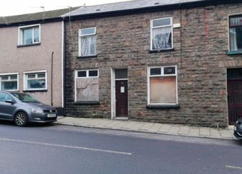 Thumbnail 3 bed terraced house for sale in East Road, Tylorstown, Ferndale
