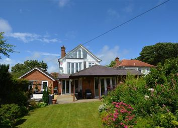 Thumbnail 4 bed detached house for sale in Milford Road, Lymington, Hampshire