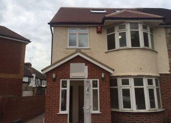 Thumbnail 3 bed flat to rent in Alexandra Avenue, South Harrow, Harrow