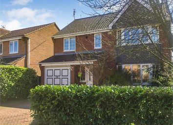 Thumbnail 4 bed detached house for sale in Turnley Road, South Normanton, Alfreton, Derbyshire