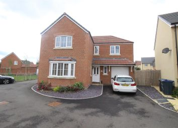 Thumbnail 4 bedroom detached house for sale in Criollo Place, Moulden View, Swindon