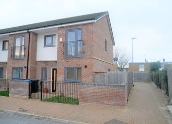 Thumbnail 2 bed end terrace house for sale in Clifton Hatch, Harlow