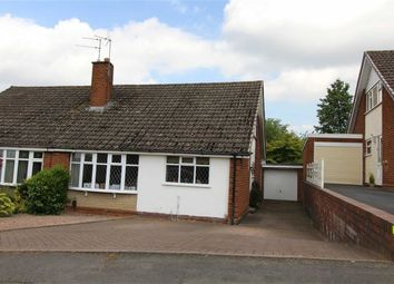 Thumbnail 3 bed semi-detached bungalow for sale in Northway, Sedgley, Dudley