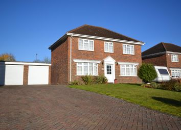 Thumbnail 4 bed detached house for sale in Beckett Close, Basingstoke
