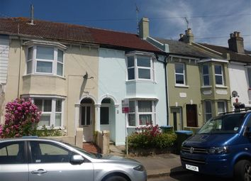 Thumbnail 2 bed terraced house to rent in Essex Road, Bognor Regis