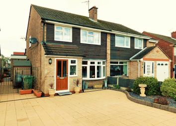 Thumbnail 3 bed semi-detached house for sale in Winsford Crescent, Hillcroft Park, Stafford