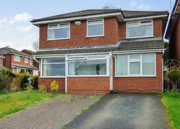 Thumbnail 4 bed detached house for sale in Statham Road, Prenton, Merseyside