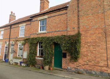 Thumbnail 3 bed terraced house for sale in Frog Lane, Plungar, Nottingham