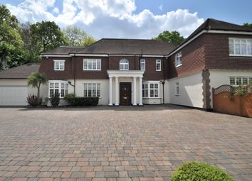 Thumbnail 5 bed detached house to rent in Wilderness Road, Chislehurst