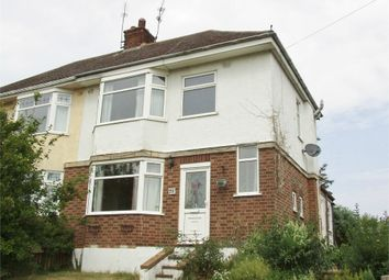 Thumbnail 3 bedroom semi-detached house for sale in Hillside Crescent, Weldon, Corby, Northamptonshire