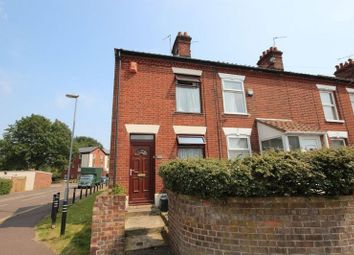 Thumbnail 3 bedroom terraced house to rent in Nelson Street, Norwich