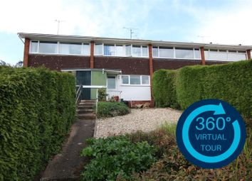 Thumbnail 3 bedroom terraced house for sale in Beverley Close, Exeter