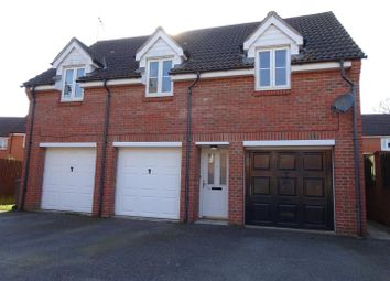Thumbnail 2 bed detached house for sale in Halls Drift, Kesgrave, Ipswich