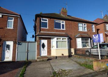 Thumbnail 3 bed semi-detached house for sale in Deans Drive, Borrowash, Derby
