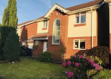Thumbnail 3 bed detached house for sale in Wembley Close, Stockport