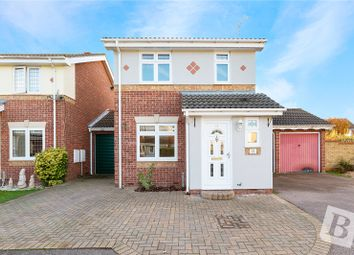 Thumbnail 3 bed detached house for sale in Cambridge Close, Langdon Hills, Essex
