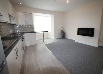 Thumbnail 1 bed flat to rent in High Street, Stanton Hill, Sutton-In-Ashfield