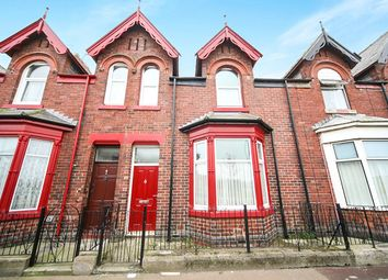 Thumbnail 4 bedroom terraced house for sale in Ridley Street, Southwick, Sunderland