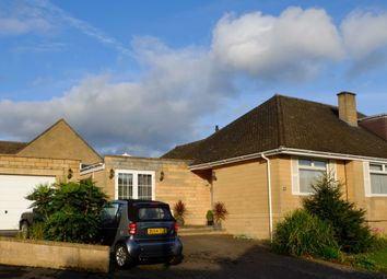 Thumbnail 3 bed semi-detached bungalow for sale in Warleigh Drive, Batheaston, Bath