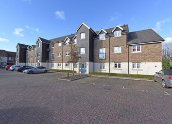 Thumbnail 2 bed flat for sale in Scholars Walk, Farnborough