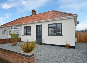 Thumbnail 3 bed semi-detached bungalow for sale in Thorpe Close, Thorpe St Andrew