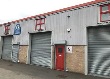 Thumbnail Light industrial to let in Unit 5 Walters Yard, Dukeries Way, Worksop