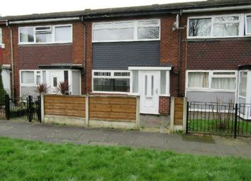 Thumbnail 3 bed terraced house for sale in Shrewsbury Court, Old Trafford, Manchester