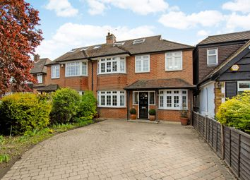 Thumbnail 5 bed semi-detached house for sale in Maidenhead Road, Windsor