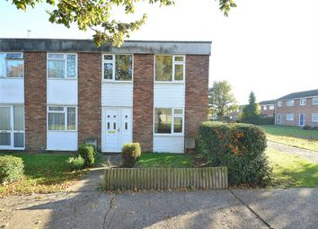 Thumbnail 3 bedroom end terrace house for sale in Othello Close, Hartford, Huntingdon, Cambridgeshire