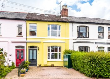 Thumbnail 4 bed terraced house for sale in Warren Road, Reigate, Surrey