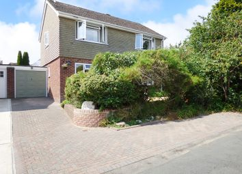 Thumbnail 4 bed detached house for sale in Church Road, Yapton, Arundel