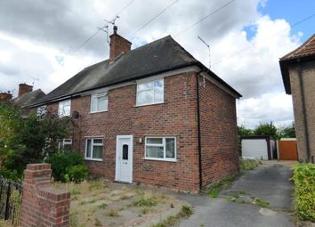 Thumbnail 3 bed semi-detached house for sale in Fifth Avenue, Edwinstowe, Nottinghamshire