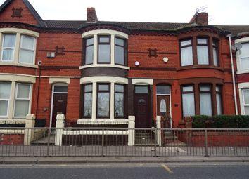 Thumbnail 3 bed terraced house for sale in Walton Lane, Walton, Liverpool